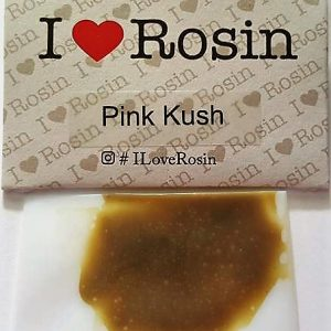Buy product Pink Kush Rosin now