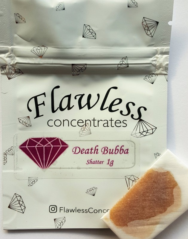 Buy product Death Bubba Shatter now