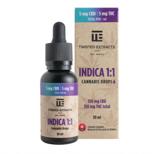 twisted exctracts tincture