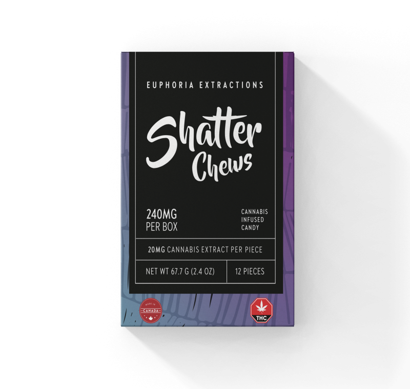 shatter chews